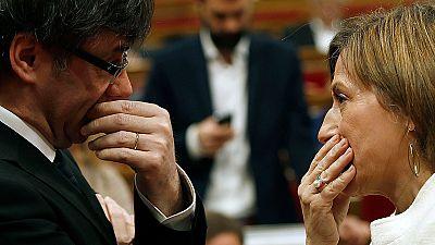 Junts pel Sí y la CUP sacan adelante los presupuestos para Cataluña con una partida para el referéndum independentista