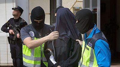 Dos detenidos en Barcelona y uno en Valencia por su presunta vinculación con el terrorismo yihadista