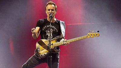 Sting: Siempre intento sorprender a la gente cuando hago un disco