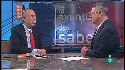 La Aventura del Saber. TVE. Taller de literatura.  Luis Alberto de Cuenca