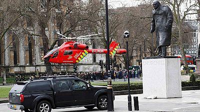 Pánico en el centro de Londres por un ataque terrorista