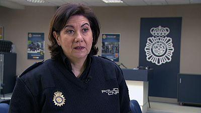 """Servir y proteger - Luisa Martín, la inspectora jefe: """"La Policía nos está asesorando"""""""