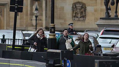 """Testigos del ataque en Londres: """"Todo comenzó muy rápido, se desató el pánico y no sabíamos qué pasaba"""""""