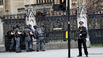 Cuatro muertos y veinte heridos en el atentado de Londres