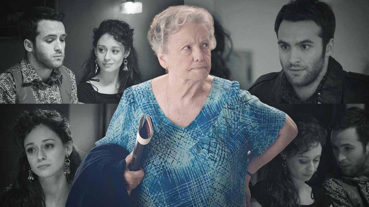"""María Galiana: """"Para Herminia, Karina es como de la familia"""""""