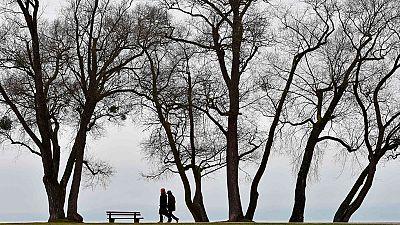 14 provincias en riesgo por nevadas o por fenómenos costeros