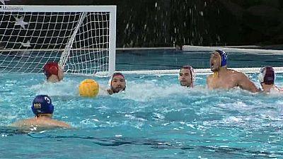 Waterpolo - Liga Europea Masculina 8ª Jornada: Jug Dubrovnik - CN AT. Barceloneta - ver ahora