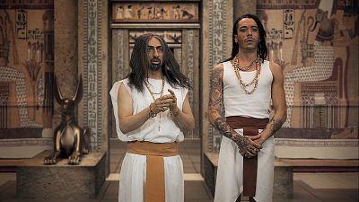 El Acabose - El Cigala y er Richa en Egipto