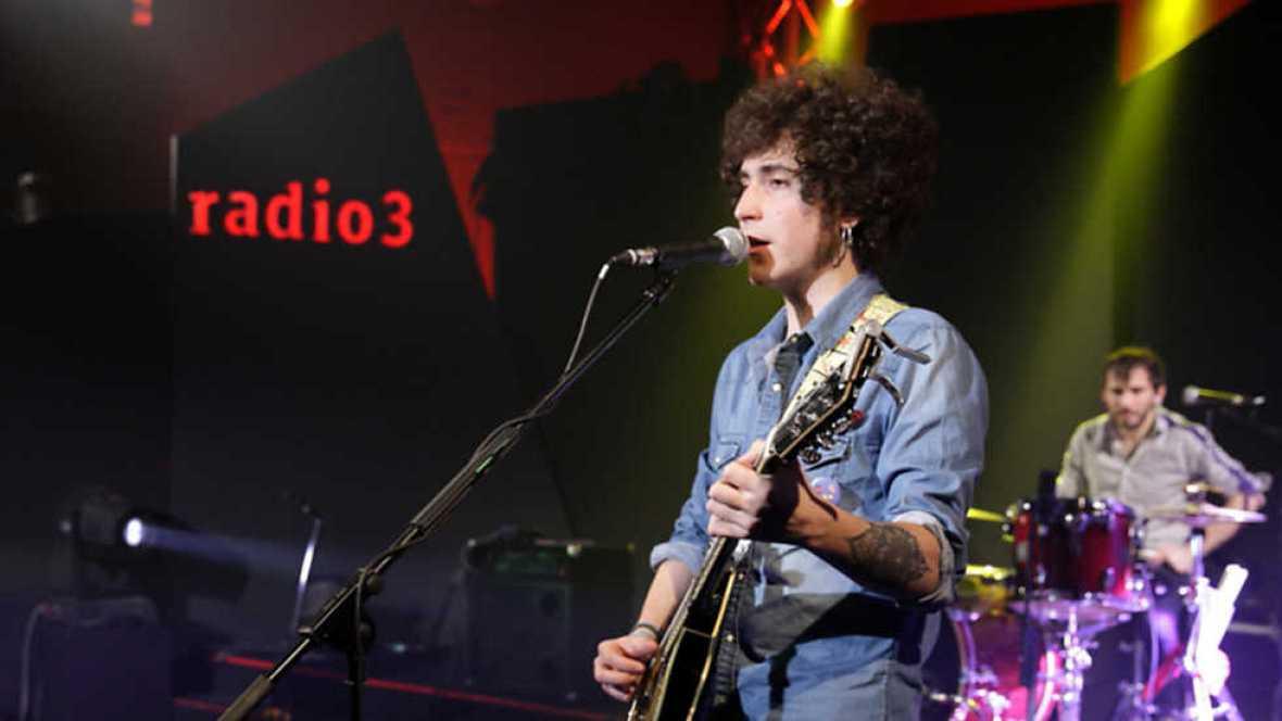 Los conciertos de Radio 3 - Con X The Banjo - ver ahora