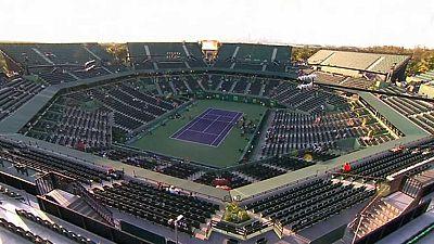 Tenis -  WTA Torneo Miami (EEUU): M. Linette - A. Tomljanovic