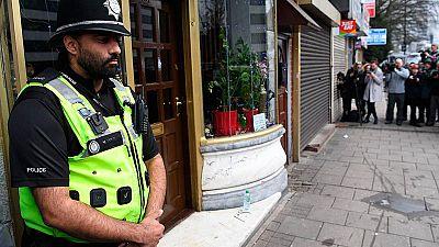 Ocho detenidos en la investigación del atentado de Londres