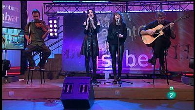 La Aventura del Saber. TVE. Música en directo. 'Las dos en punto'