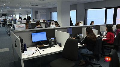 REPOR - Los esforzados del teléfono