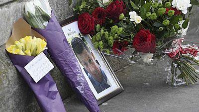 Keith Palmer, el policía desarmado que hizo frente al terrorista, y otras víctimas del ataque