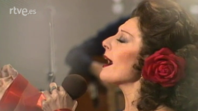 Suena la copla - Lolita Sevilla