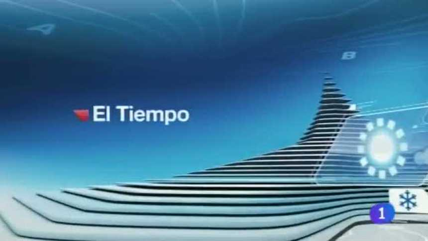 El Tiempo en Castilla-La Mancha - 23/03/17