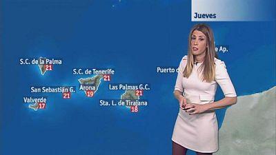 El tiempo en Canarias - 23/03/2017