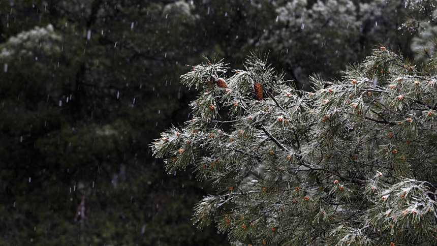 El frío, la lluvia y la nieve continuarán, con precipitación abundante en el Mediterráneo