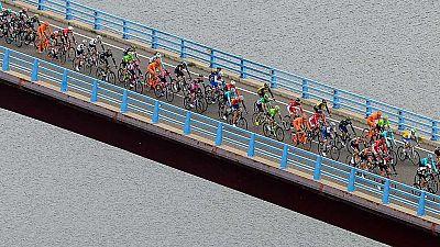 Ciclismo - Volta a Catalunya 2017. 4ª etapa: Llivia - Igualada - ver ahora