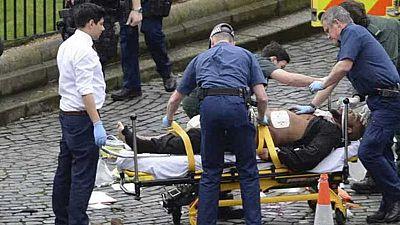 La policía identifica al autor del ataque como Khalid Masood, un británico investigado por extremismo