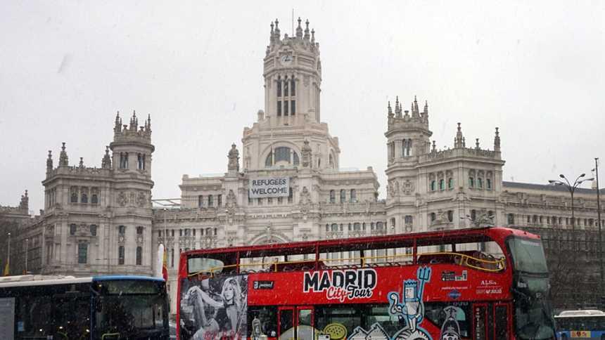 Las precipitaciones, la nieve y el granizo predominarán en toda España