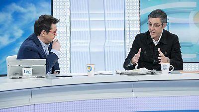 Los desayunos de TVE - Eduardo Madina, diputado del PSOE - ver ahora