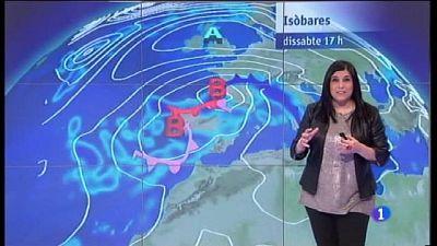 El temps a les Illes Balears - 24/03/17
