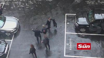 Así vivió la primera ministra el momento del atentado