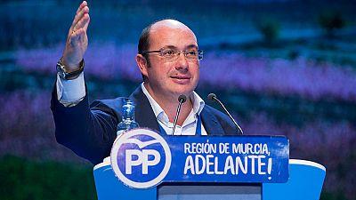 El PSOE de Murcia presenta una moción de censura contra Pedro Antonio Sánchez