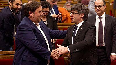 La Fiscalía abre investigación sobre los preparativos para el referéndum en Cataluña