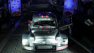 Automovilismo - Campeonato de España de Rallyes de Montaña. Subida Estepona - ver ahora
