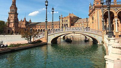 La Plaza de España de Sevilla, Tesoro de la Cultura