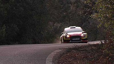 Automovilismo - Campeonato de España de Rallyes de Asfalto. Sierra Morena - ver ahora