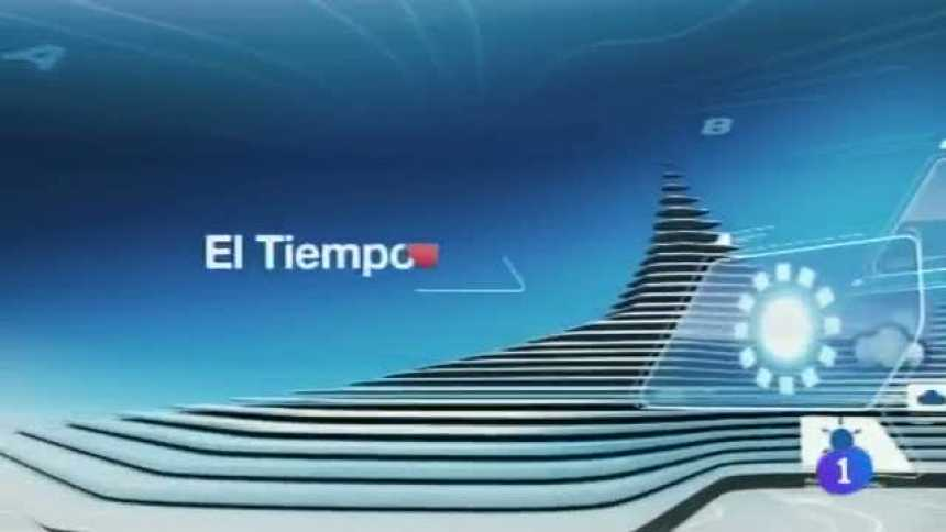 El Tiempo en Castilla-La Mancha - 24/03/17