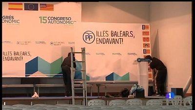 Bauzá i Company opten a liderar el PP balear