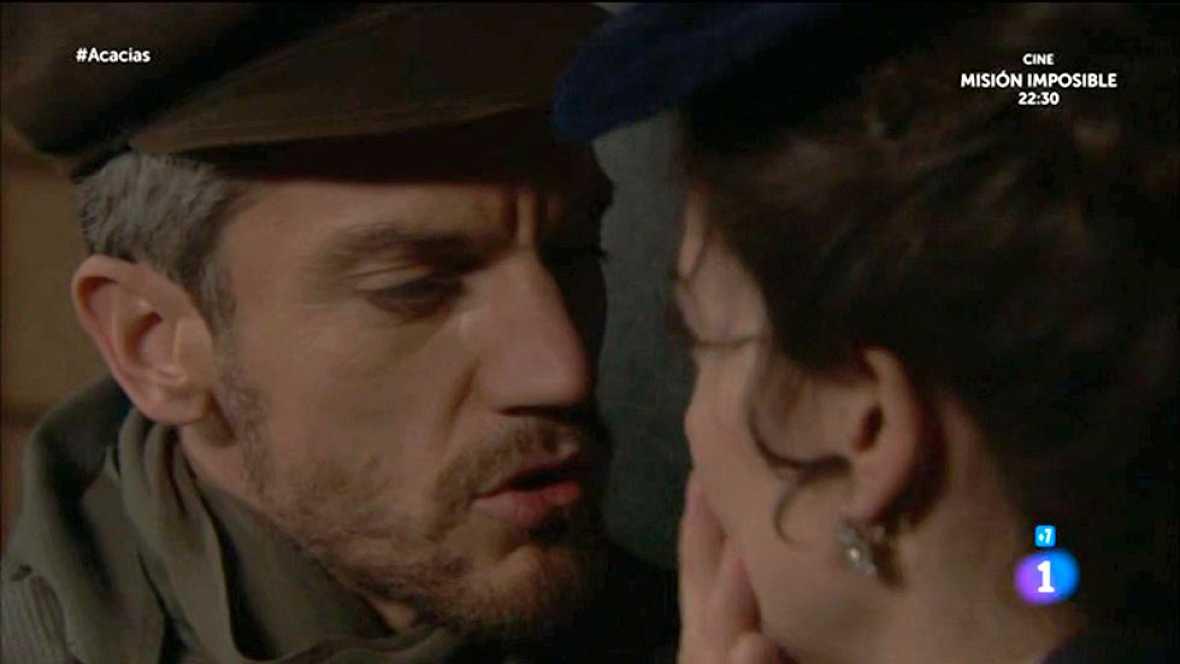 Acacias 38 - Mauro se reencuentra con Teresa
