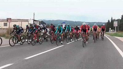 Ciclismo - Volta a Catalunya 2017. 5ª etapa: Valls - Lo Port- ver ahora