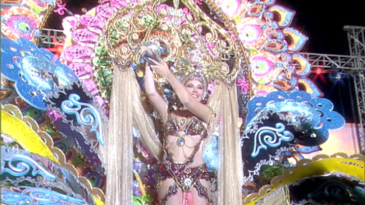 Gala de Elección de la Reina del Carnaval de Candelaria