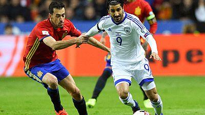 El gol del honor para Israel lo marcó Refaelov, con un potente disparo tras el rechace de un remate al palo.