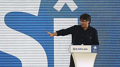Artur Mas asegura que no reconoce la autoridad del Estado