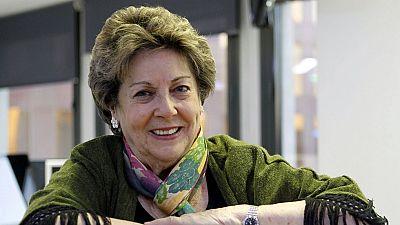 """El periodismo y la cultura despiden a """"la maestra"""" Paloma Gómez Borrero"""