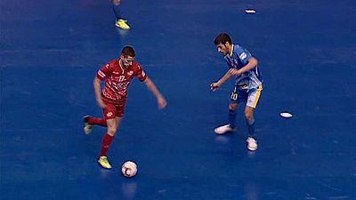 Fútbol Sala - Liga Nacional 25ª jornada: El Pozo Murcia - Peníscola - ver ahora