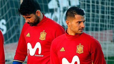 Cuatro goles para cada uno en los últimos partidos con la selección coronan a Diego Costa y Vitolo como los jugadores más acertados de cara al gol en el equipo de Lopetegui.
