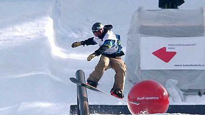 Snowboard - Copa del Mundo Finales Slopestyle - ver ahora