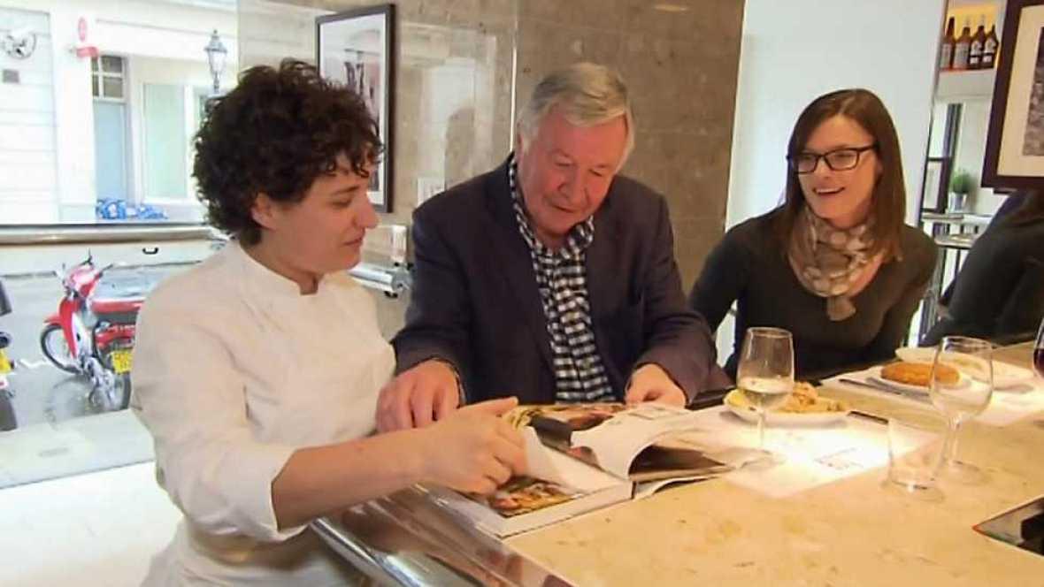 Zoom tendencias -La cocina española seduce a Londres - ver ahora