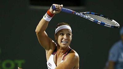 Tenis -  WTA Torneo Miami (EEUU): K. Flipkens - D. Cibulkova - ver ahora