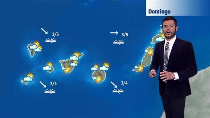 El tiempo en Canarias - 25603/2017