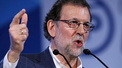"""Rajoy a la Generalitat: """"El Gobierno hará cumplir la ley"""""""