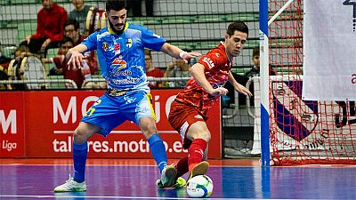 LNFS. Jornada 25. ElPozo Murcia 4-3 Peñíscola RehabMedic. Resumen - ver ahora