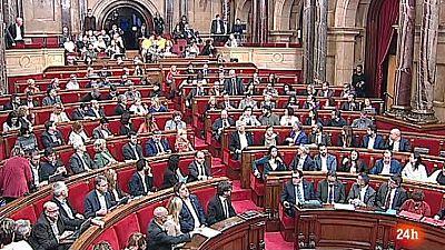 Parlamento - Otros parlamentos - Presupuestos catalanes - 25/03/2017